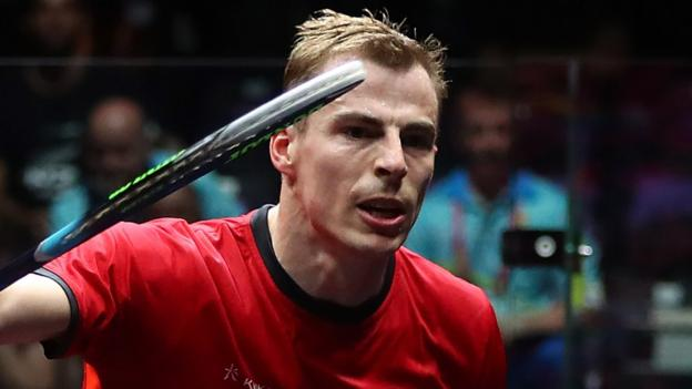 Paris 2024: Could squash take legal action over Olympic omission, asks Nick Matthew thumbnail