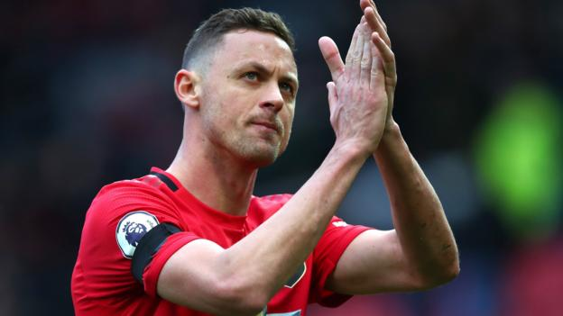 Nemanja Matic: Manchester United trigger extension in midfielder's contract thumbnail