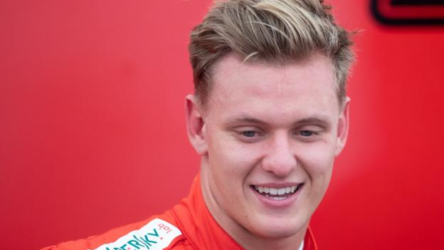 Mick Schumacher takes maiden F2 win with victory in Hungary thumbnail