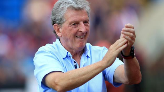 Crystal Palace: Roy Hodgson signs one-year contract ...