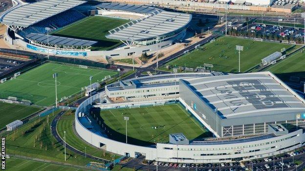 The City Football Academy