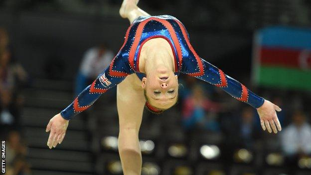 Amy Tinkler