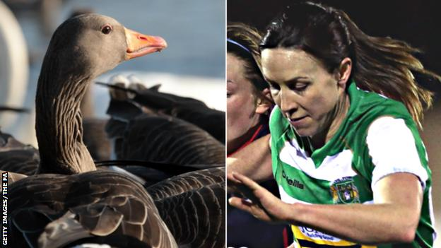 Goose and Corinne Yorston