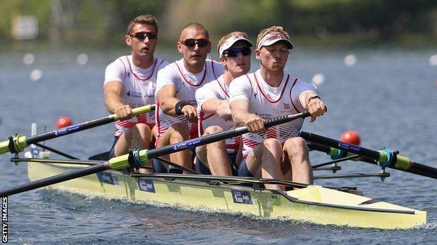 Great Britain's four