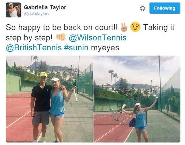 Gabriella Taylor