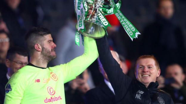 Neil Lennon would love to keep Fraser Forster at Celtic beyond loan deal thumbnail