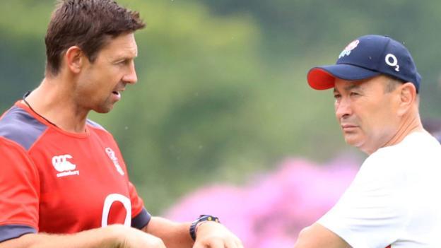 101831592 wisemantel jones pa - England tour of South Africa: Scott Wisemantel vows to face up to Eddie Jones
