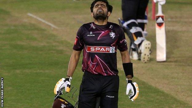 Babar Azam became only the third batsman in world cricket to reach 5,000 T20 runs, behind West Indian Chris Gayle and Australian Shaun Marsh