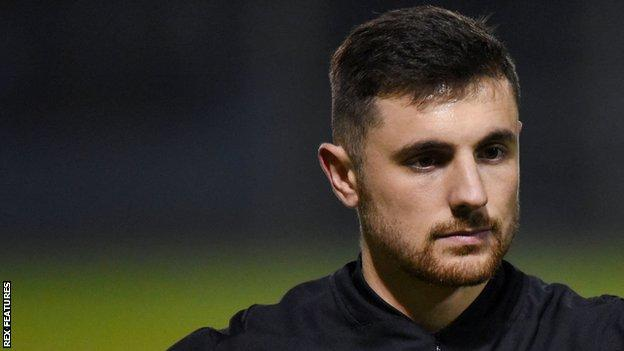 Jordan Flores has scored five goals in 12 appearances for Dundalk in 2020-21