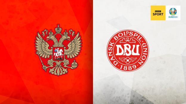 Russia v Denmark