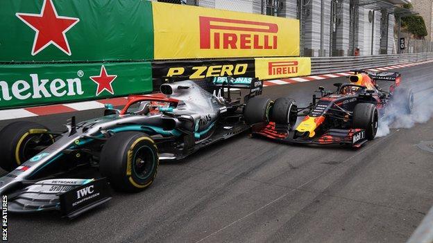 Max Verstappen closes in on Lewis Hamilton
