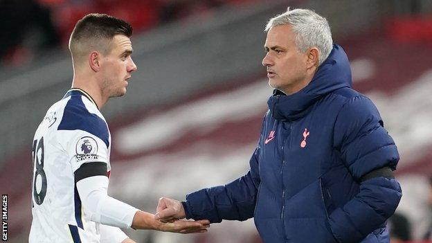 Tottenham: Jose Mourinho 'disappointed' after three players attend party