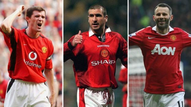 Premier League: Cantona? Keane? Giggs? Pick your Man Utd title-winning XI thumbnail