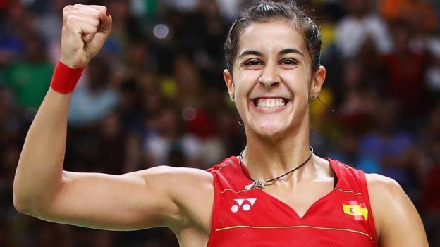 Rio Olympics 2016: Carolina Marin beats India's PV Sindhu ...