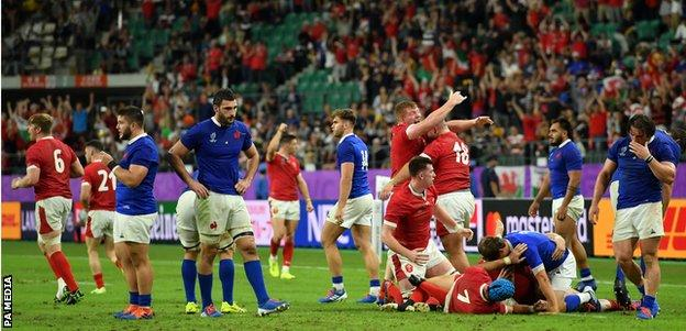 Wales were below-par in the quarter-finals but held their nerve to edge out France