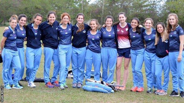 Cricket Argentina