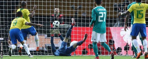 Brazil goal