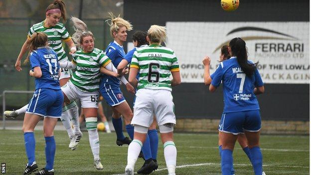 Celtic v Forfar