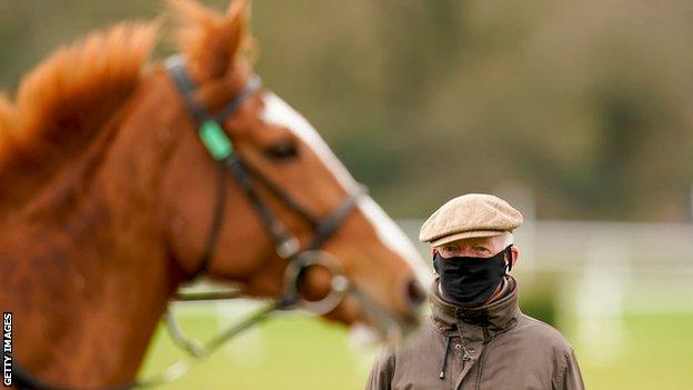 Willie Mullins is favourite to be the week's leading trainer