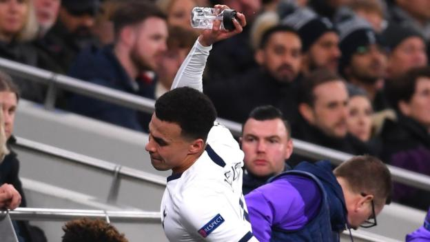 'Stodgy, negative' Spurs lose to RB Leipzig 1-0 in Champions League thumbnail