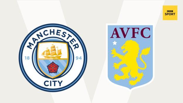 Man City v Aston Villa