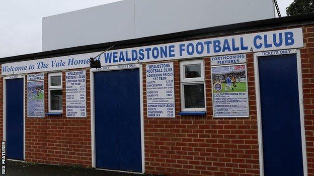 Wealdstone.
