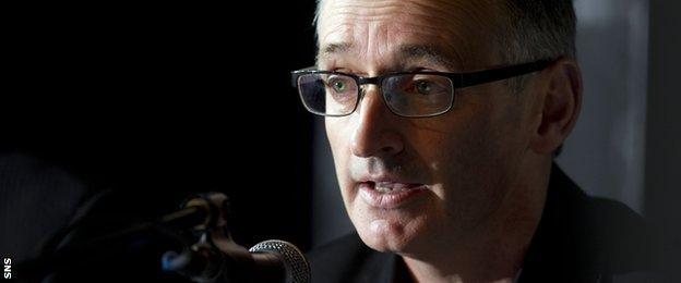 Former Scotland winger Pat Nevin