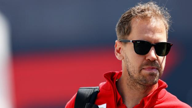 Sebastian Vettel: Ferrari driver says Mercedes' success is boring thumbnail