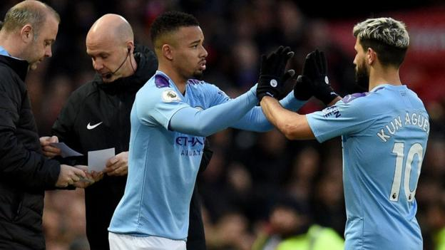 Premier League: Five substitutes approved for rest of 2019-20 season - bbc
