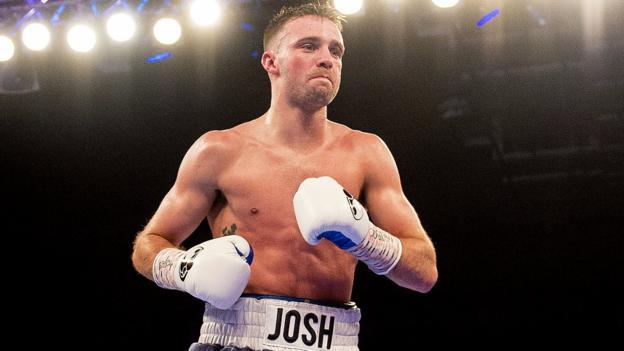 Josh Taylor 'kept calm' to beat Warren Joubert in Commonwealth title defence - BBC Sport
