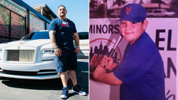 Anthony Joshua v Andy Ruiz II: Ruiz Snr on his son's new-found fame - and car habit thumbnail