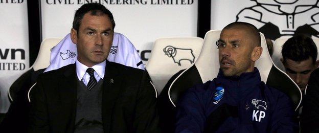 Paul Clement and Kevin Phillips
