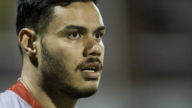 Catalans Dragons: Brayden Wiliame signs new two-year ...