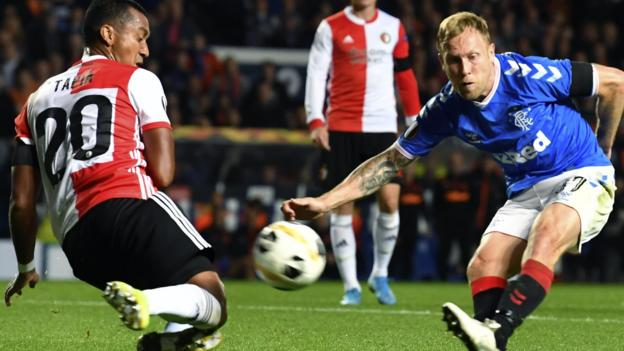 Feyenoord v Rangers - team news, quotes and stats
