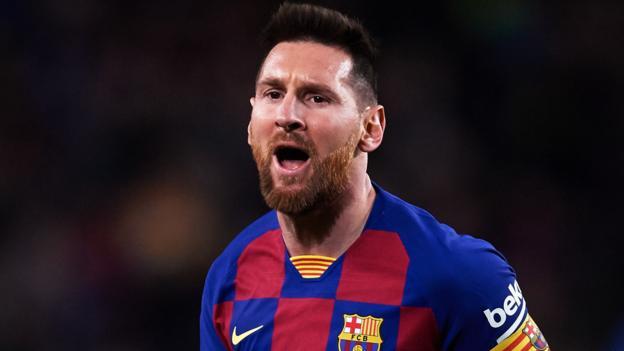 Barcelona 4-1 Celta Vigo: Lionel Messi hits hat-trick as champions reclaim top spot thumbnail