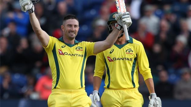Glamorgan Cricket: 'Bittersweet' Cardiff ton for Shaun Marsh - BBC Sport