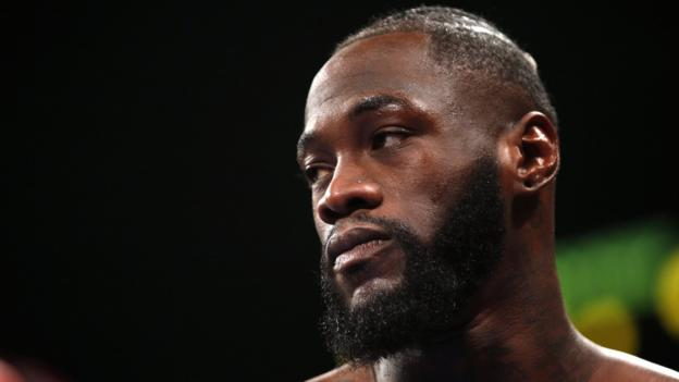 Deontay Wilder calls himself hardest-hitting puncher in boxing history thumbnail