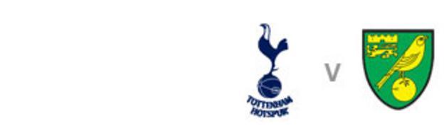Tottenham v Norwich