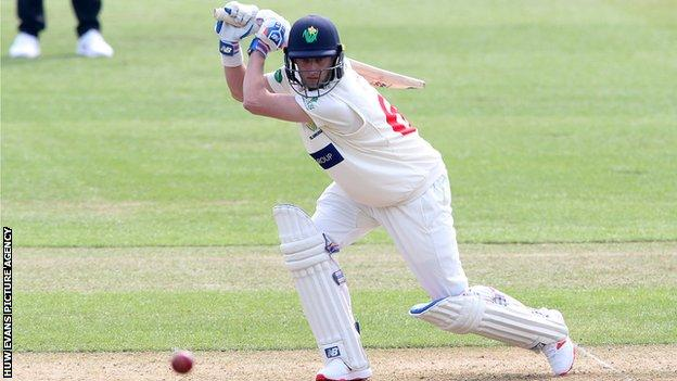 Billy Root has featured more with the bat than the ball for Glamorgan this season