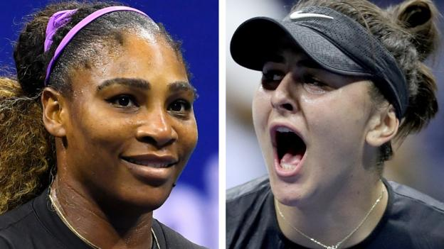 US Open 2019: Serena Williams not thinking about 2018 final before facing Bianca Andreescu thumbnail
