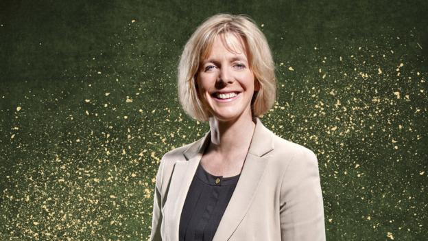 Hazel Irvine to front her final Masters on the BBC in 2017