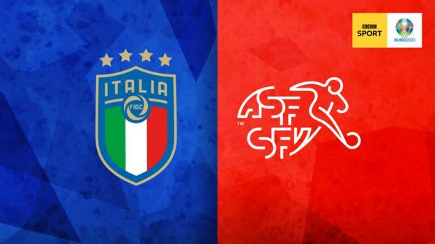 Italy v Switzerland