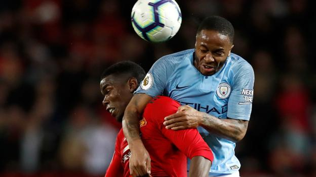 Man Utd 0-2 Man City: City show gulf in class in one-sided derby thumbnail