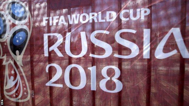 Russia 2018 draw preparations