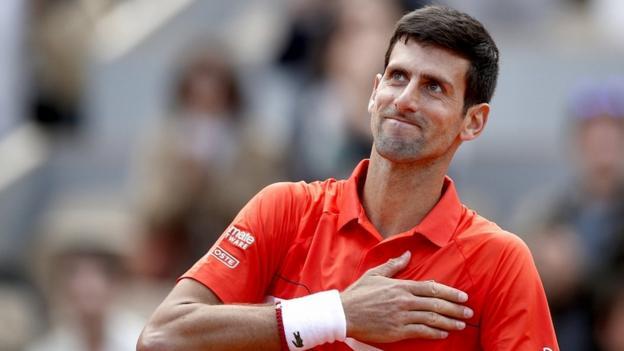 Novak Djokovic crushes Alexander Zverev to reach French Open semi-finals thumbnail