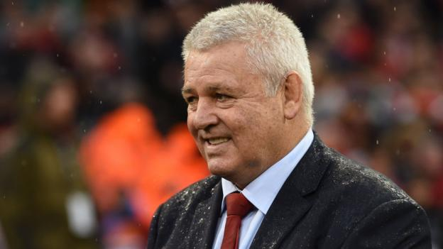 Warren Gatland backs Wales to win 2019 World Cup in Japan thumbnail