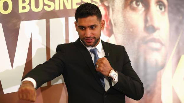 Khan to fight Canada's Lo Greco in April