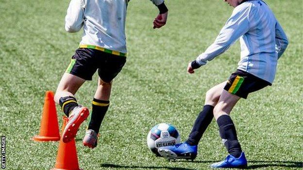 Grassroots Football: Sir Patrick Vallance 'Not Aware' Of Any Covid-19 Transmission In Children Outdoors
