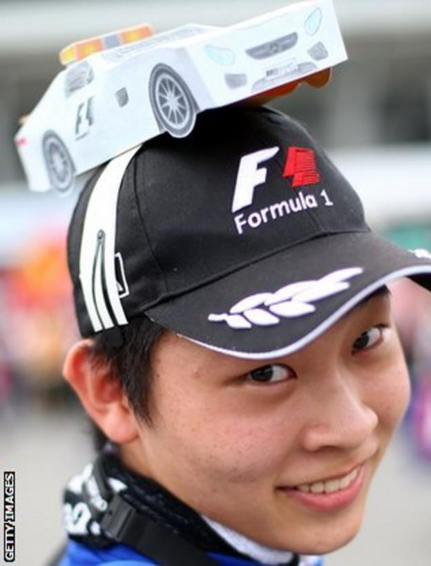 Safety car hat