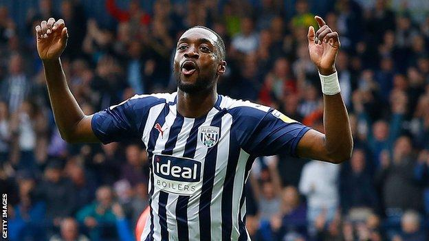 Nigeria and West Brom's Semi Ajayi
